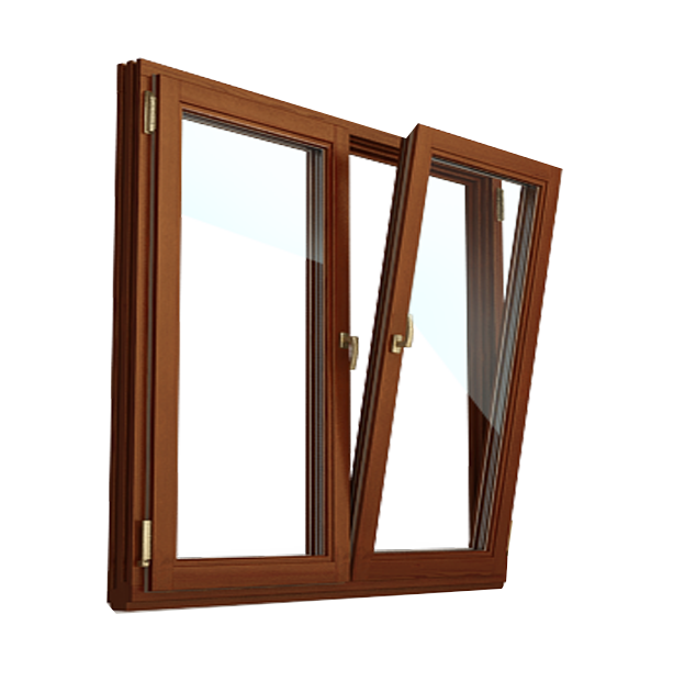 Okna-iz-duba